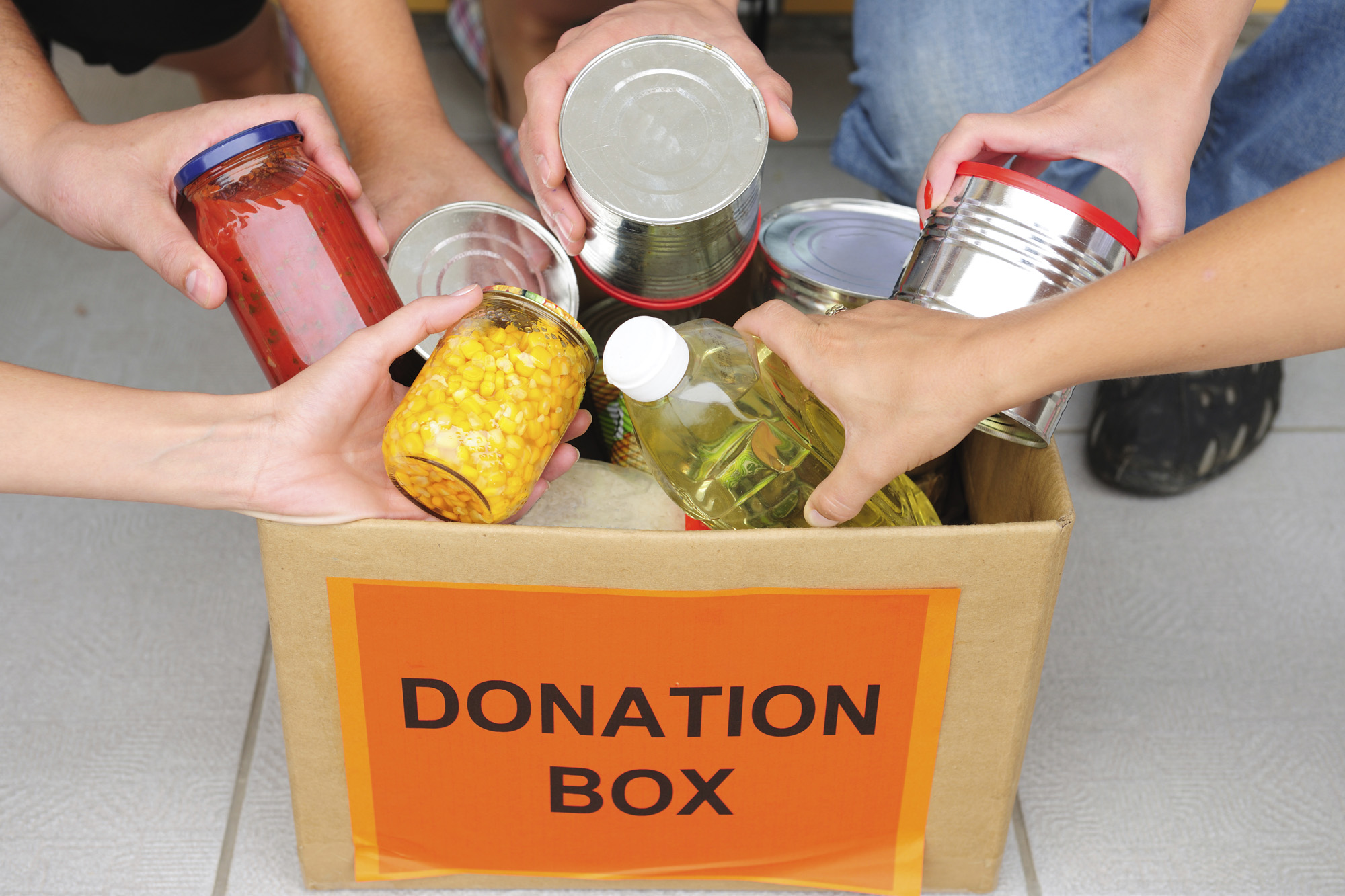 4 Ways to put the 'GIVING' back in Thanksgiving!