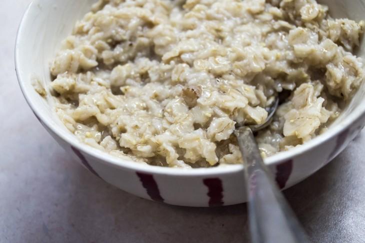 soaked oats