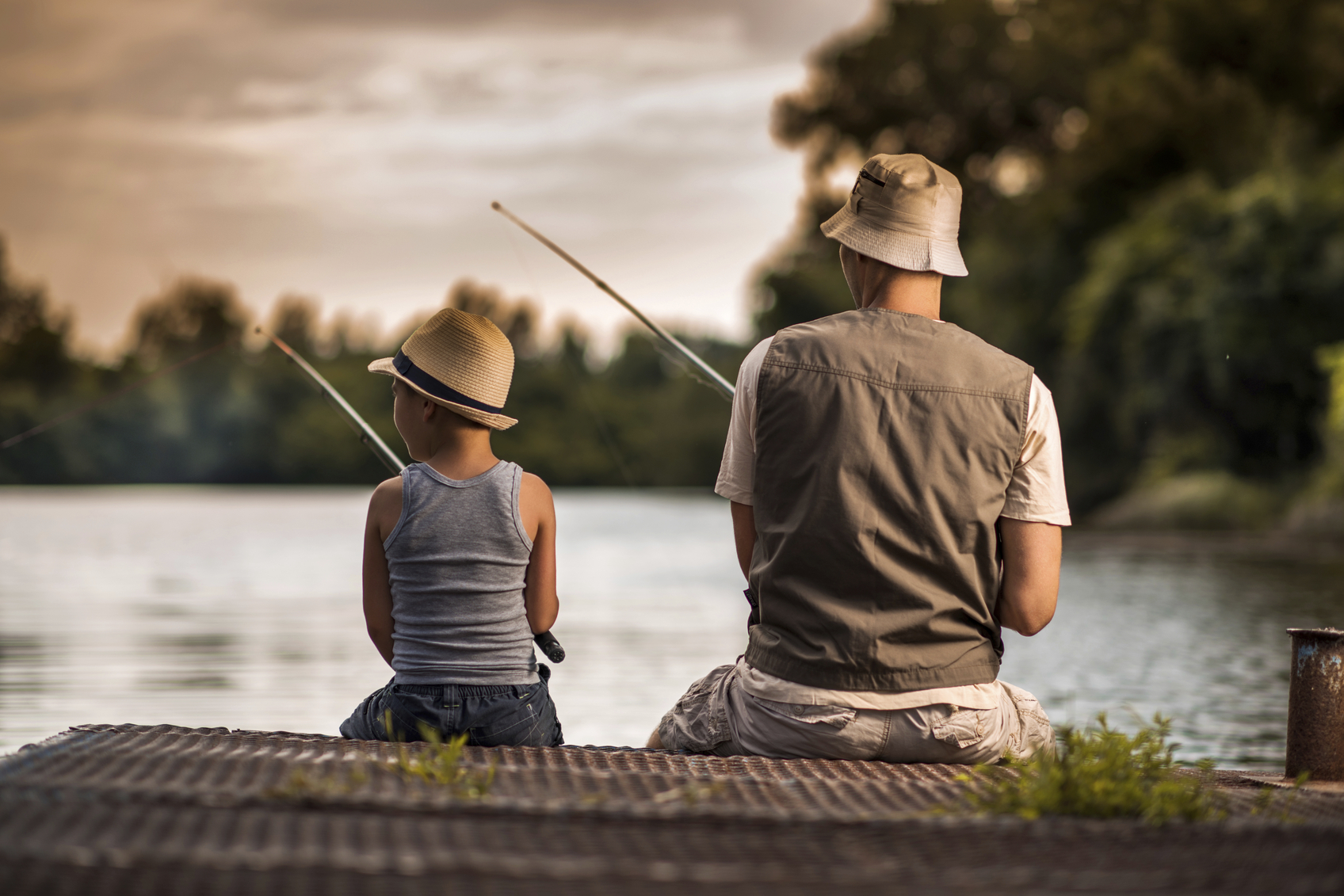 Simple Pleasures For A Special Father's Day