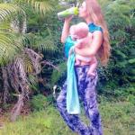 New Moms Love Organic Barley Greens