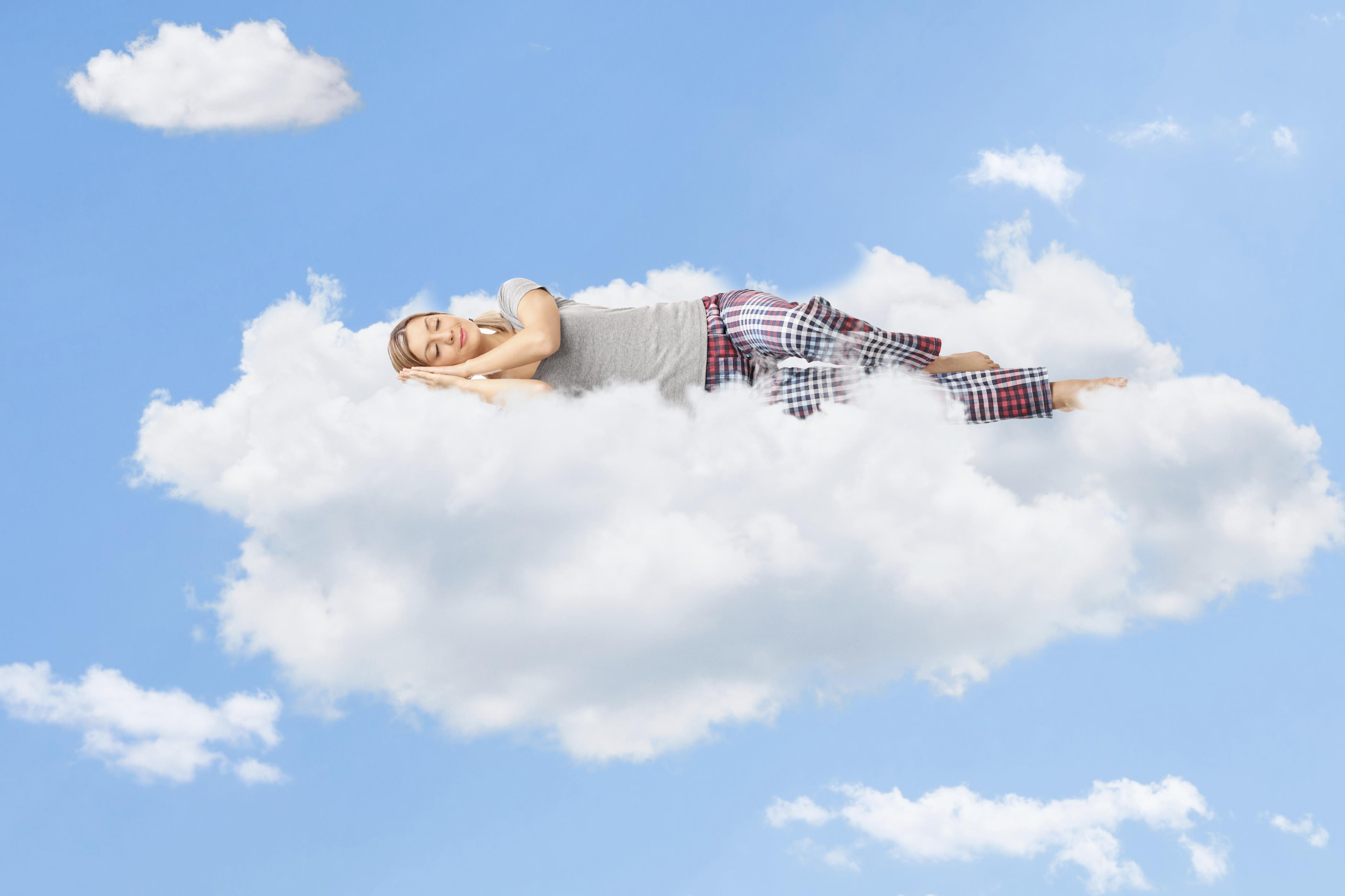 Relaxing Sleep Amid Summer Thrills