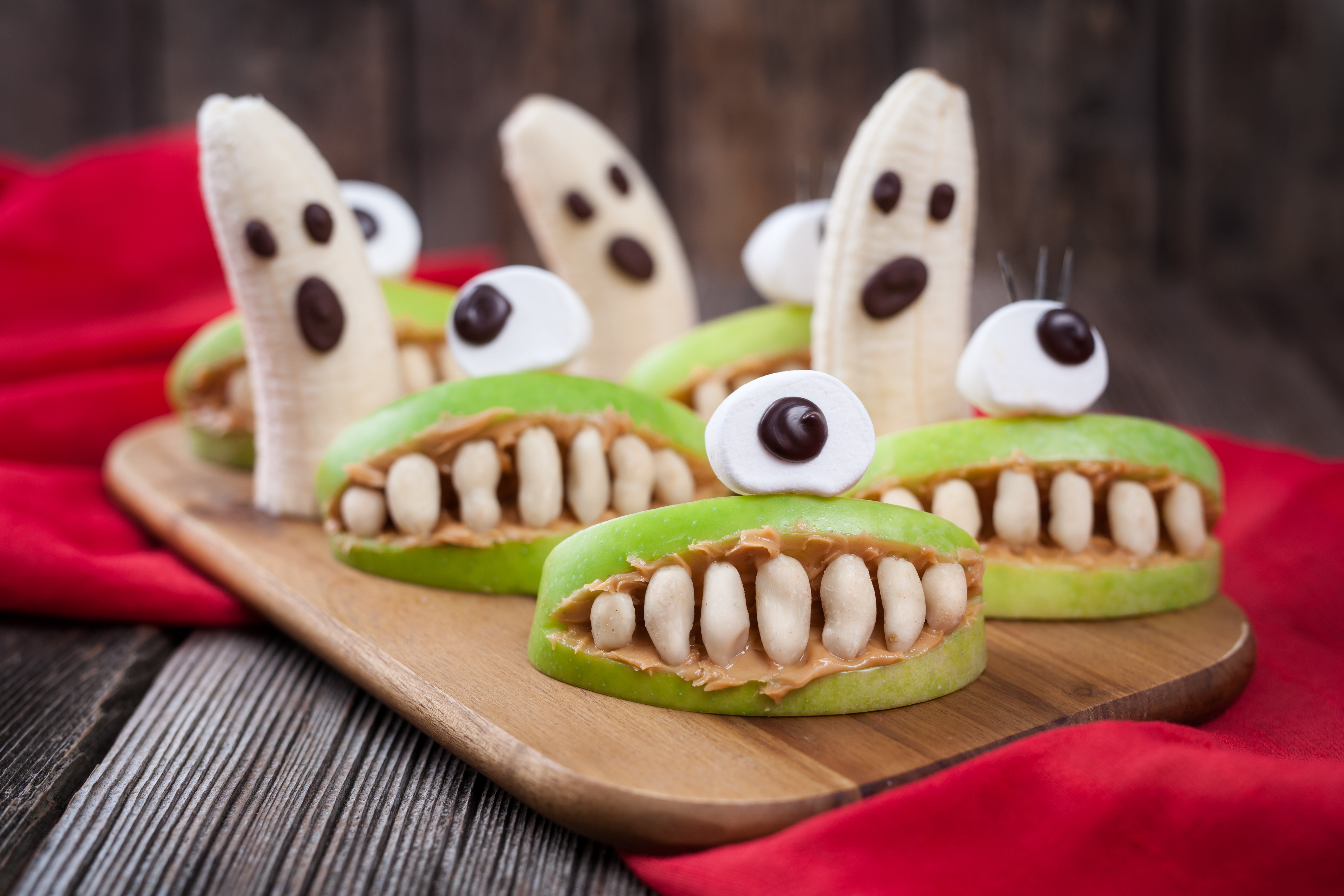 Munchie Makeover: Halloween Treats