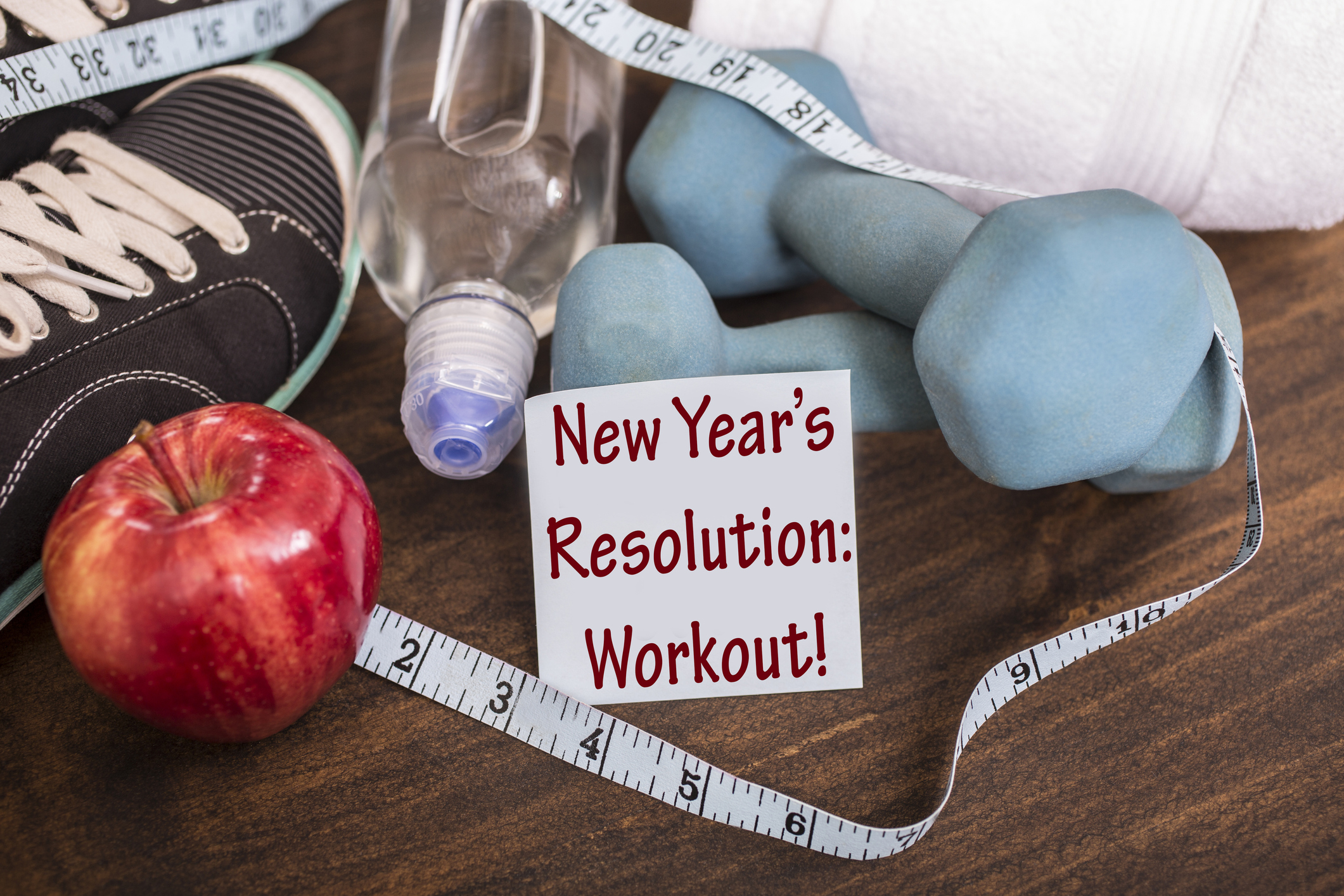Top 5 Easiest Exercises For The New Year