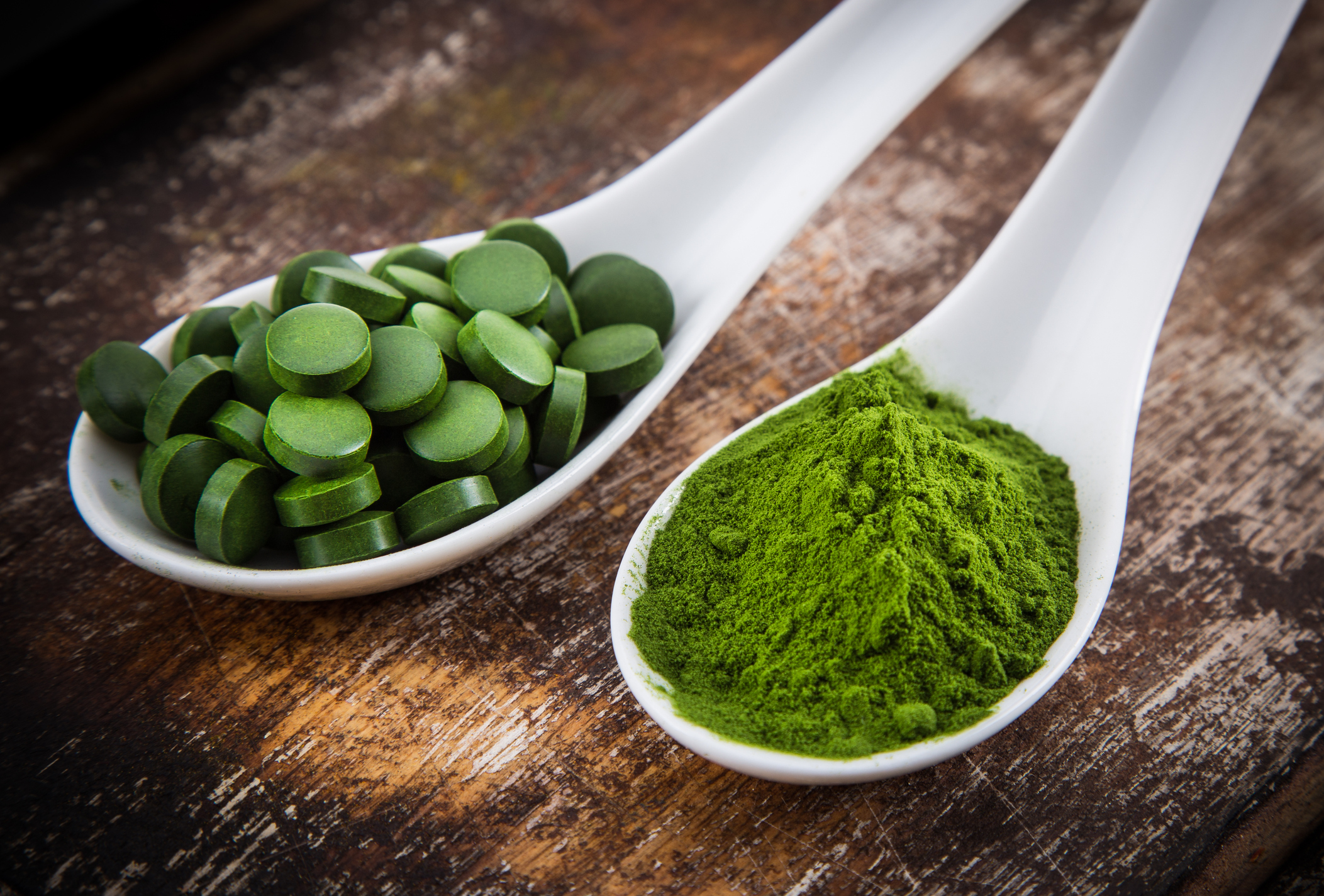 Cooking with Chlorella