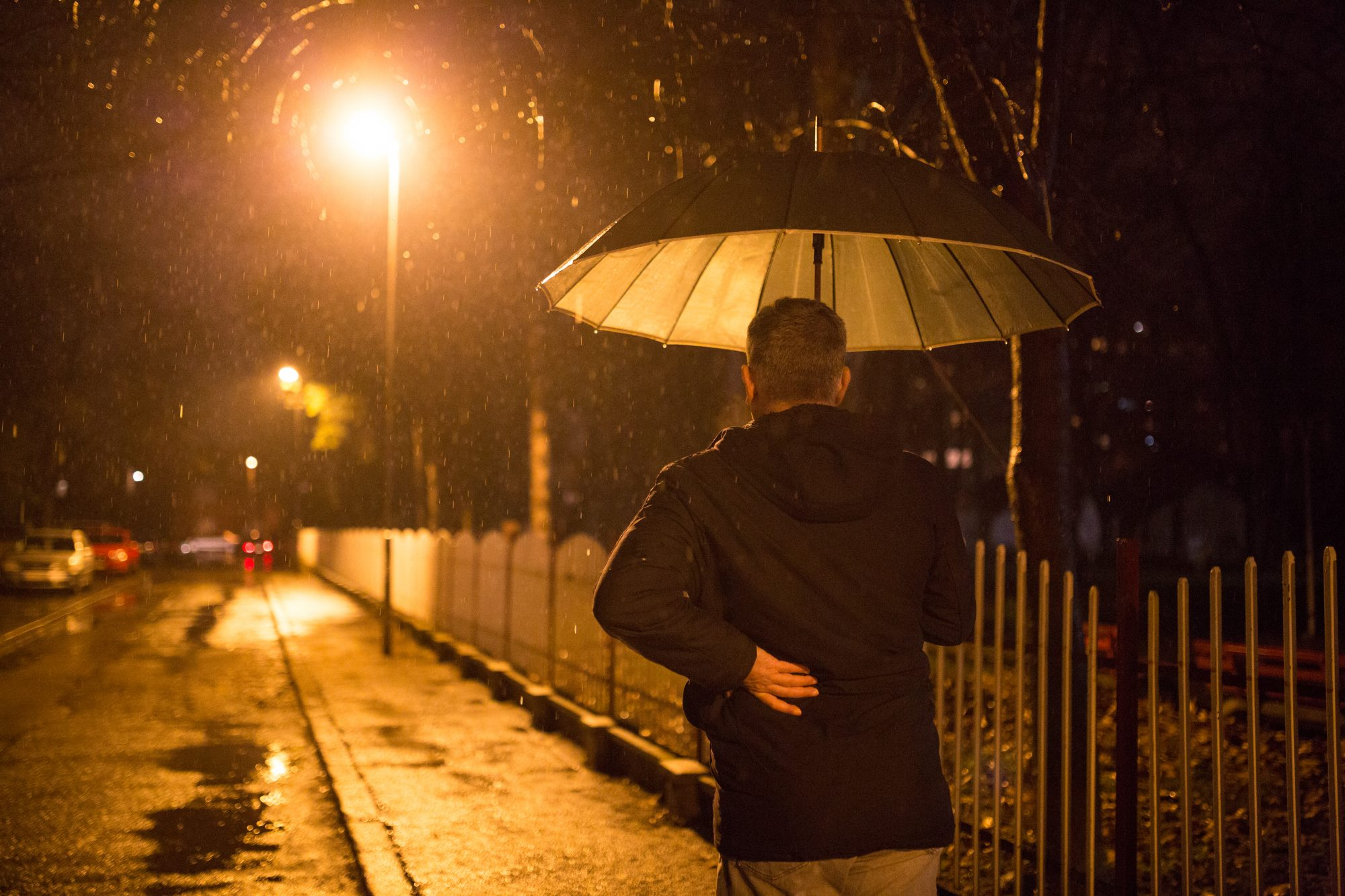 Does Rain Really Affect Bone Aches?