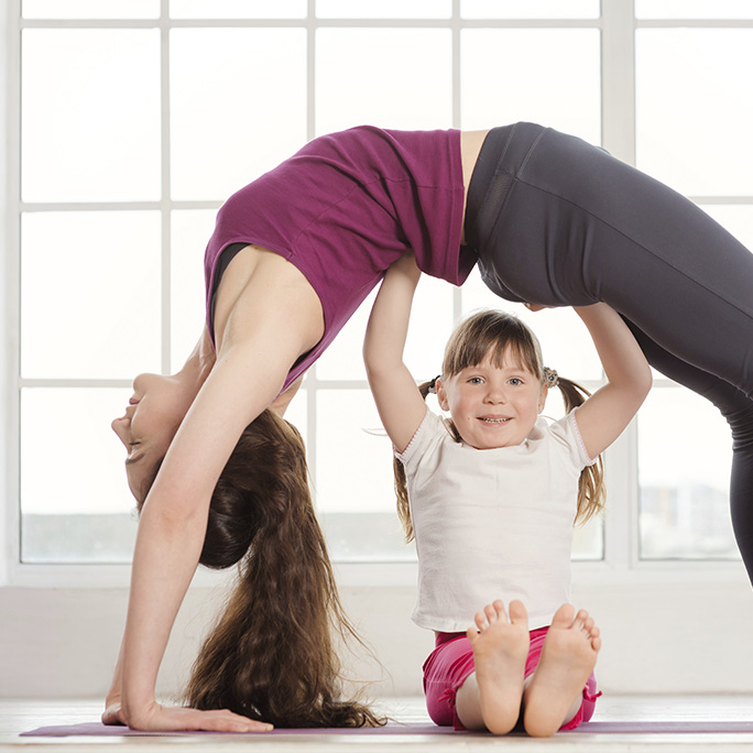 5 Fitness Tips for Busy Parents