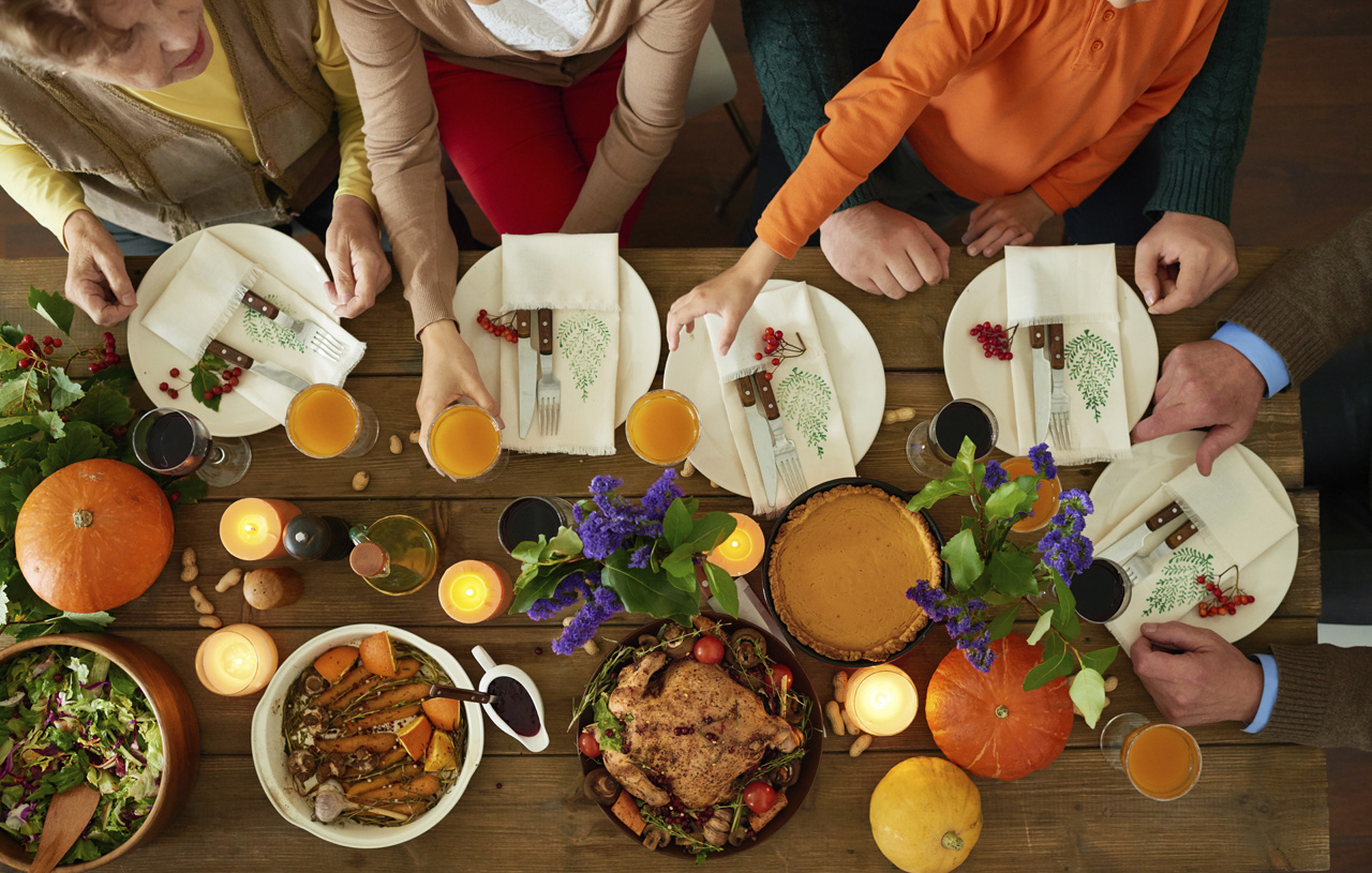 Cooking Tips for a Healthy Thanksgiving Dinner