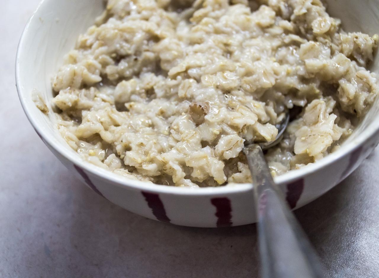 Soak Your Oats! — 5 Minute Breakfast Prep