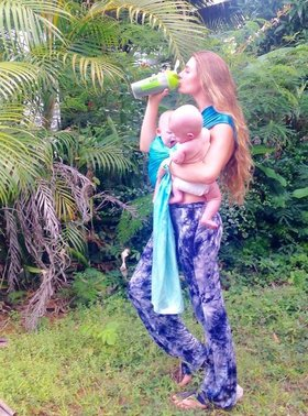 New Moms Love Organic Barley Greens