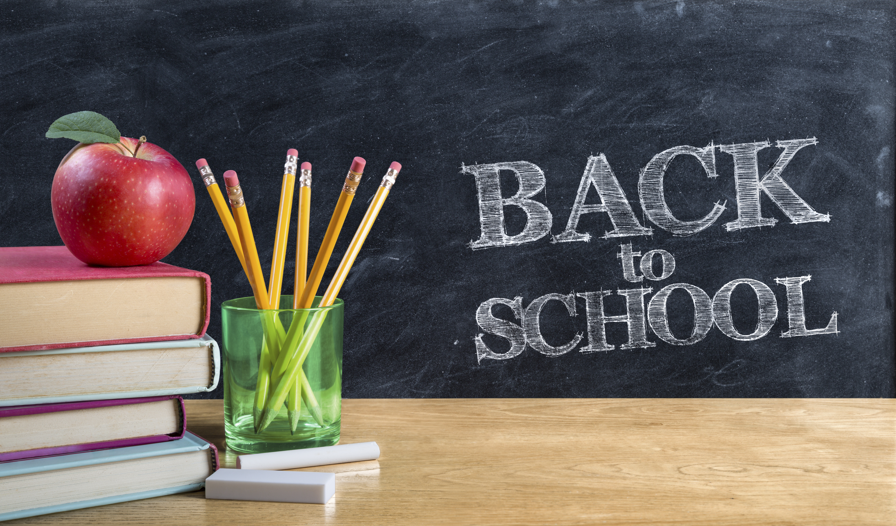 Easy As 1-2-3: Simplifying Back To School
