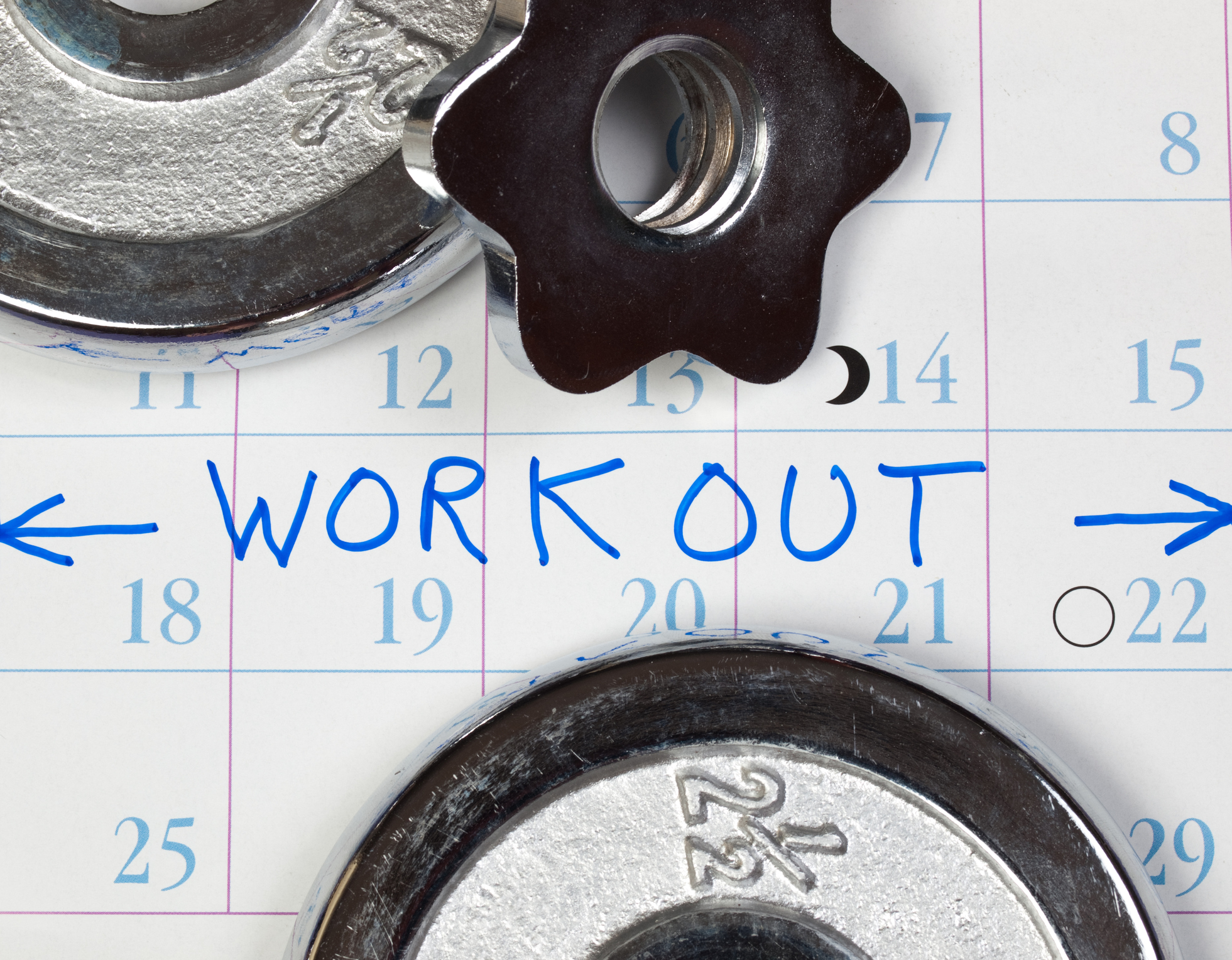 Creating A Workout Schedule