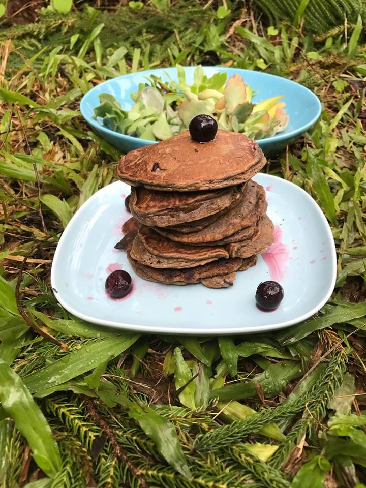 Flex Meal: Purium Pancakes