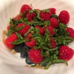 Flex Food: Berries and Mint