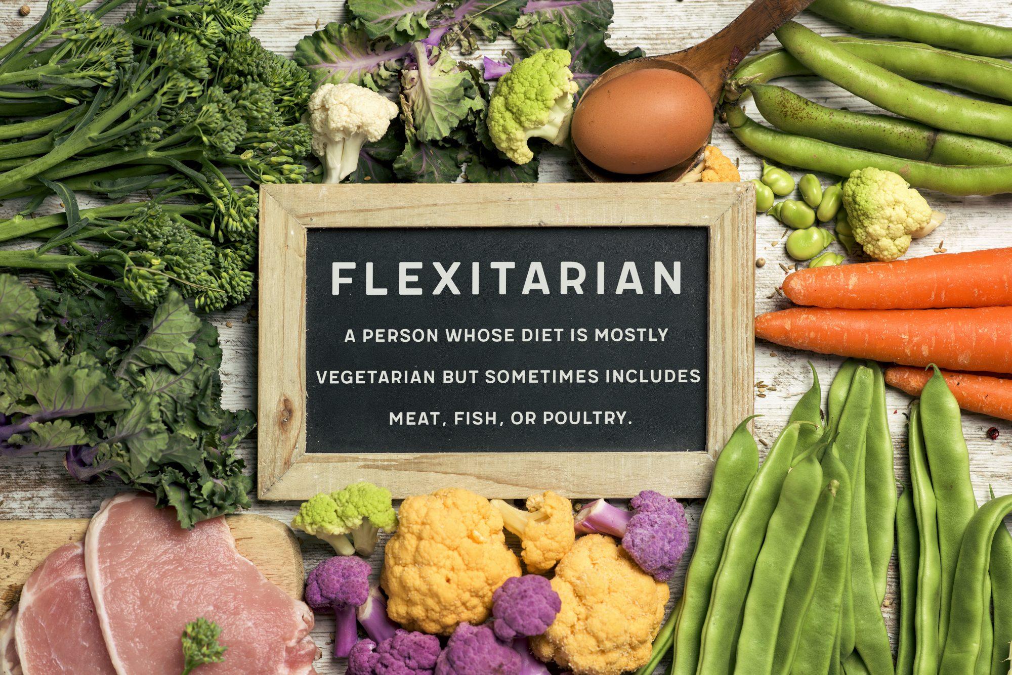 What's a Flexitarian?