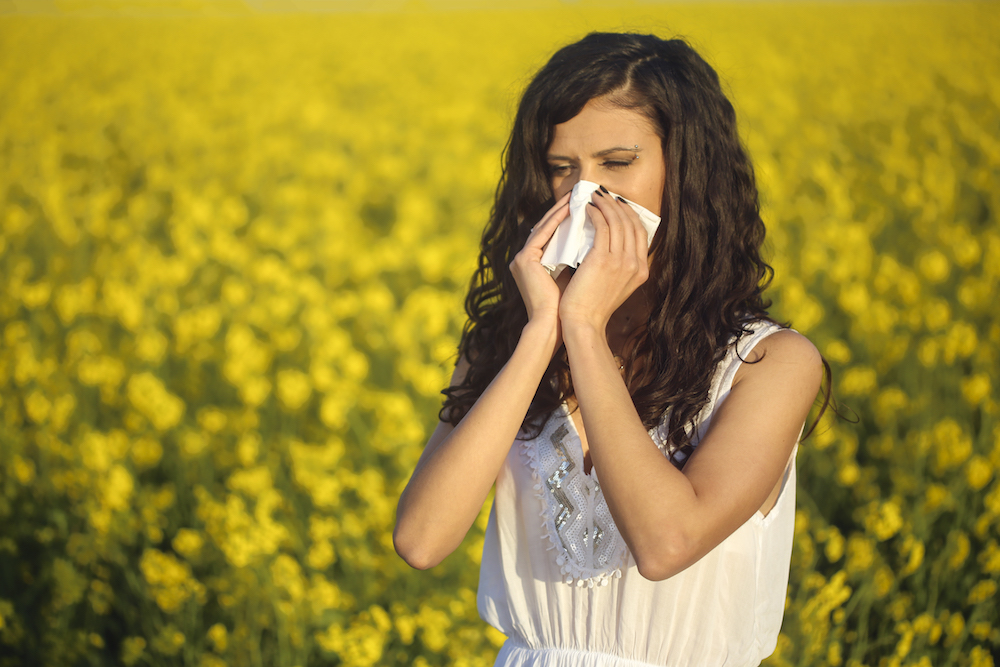 allergies, seasonal-allergies, allergy-support, gut-health