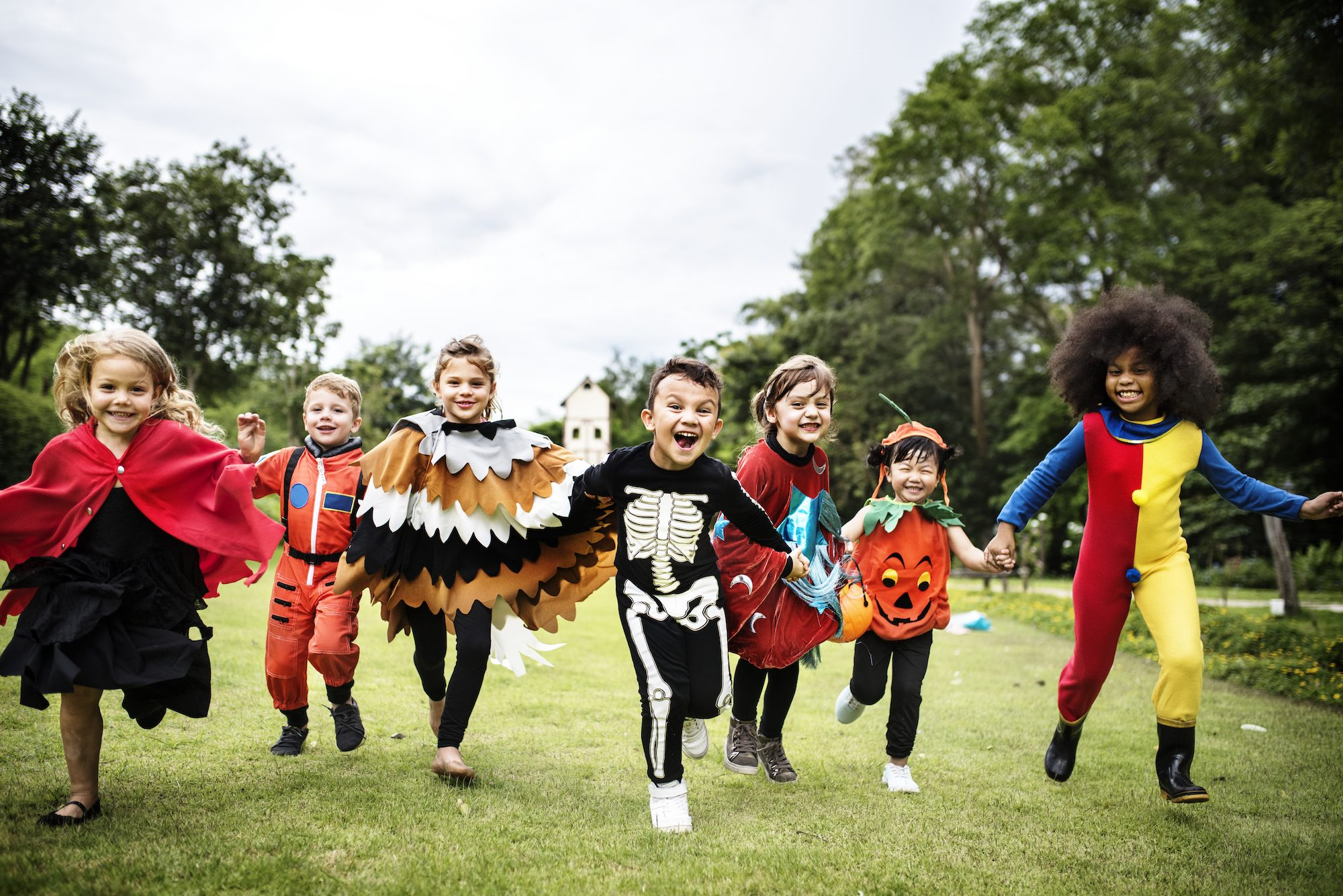 5 Easy Ways to Have a Happy, Healthy Halloween