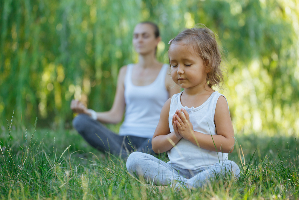 Teaching Your Daughter Healthy Habits