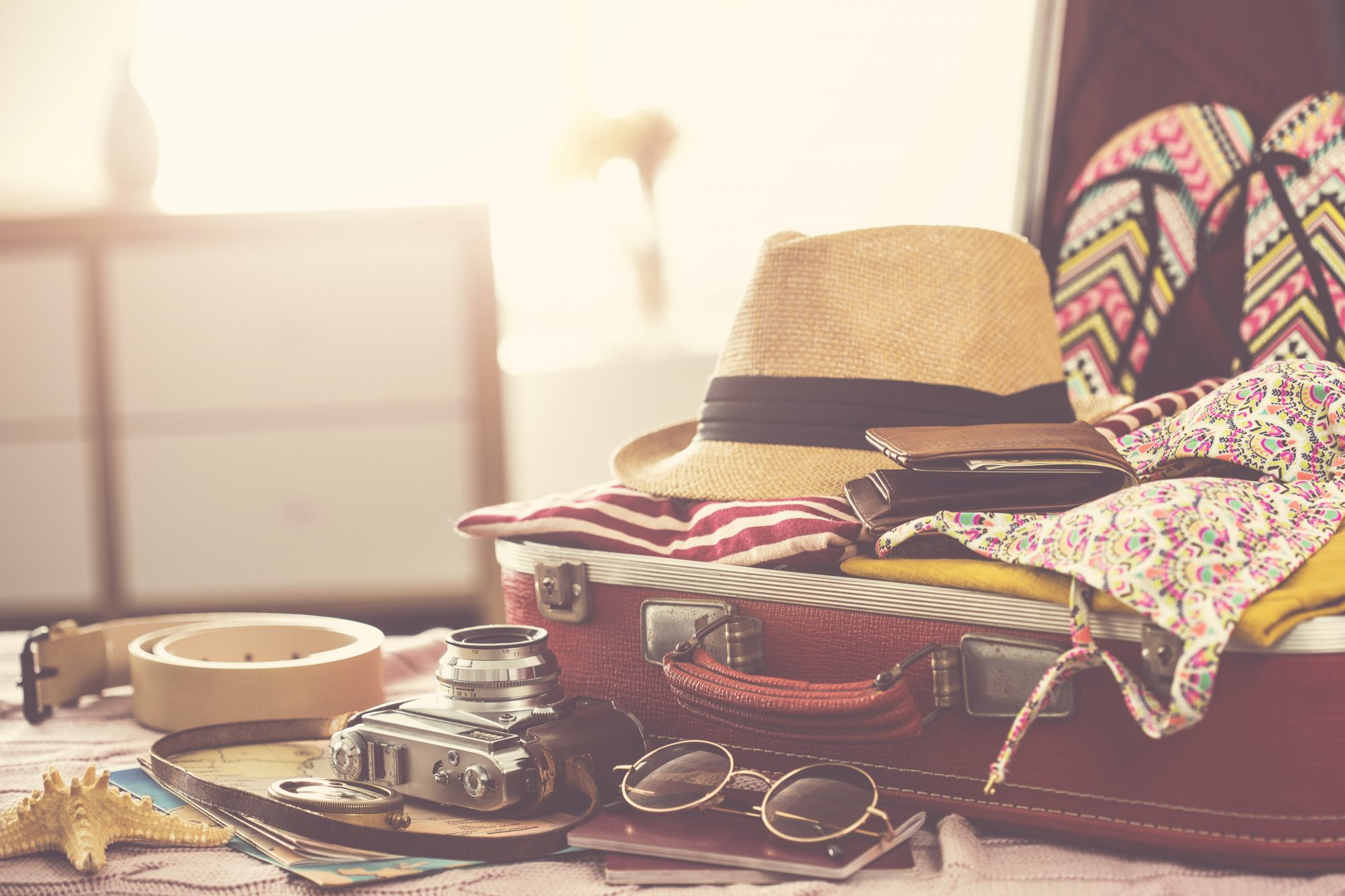 Travel Tips – Staying Healthy on Vacay