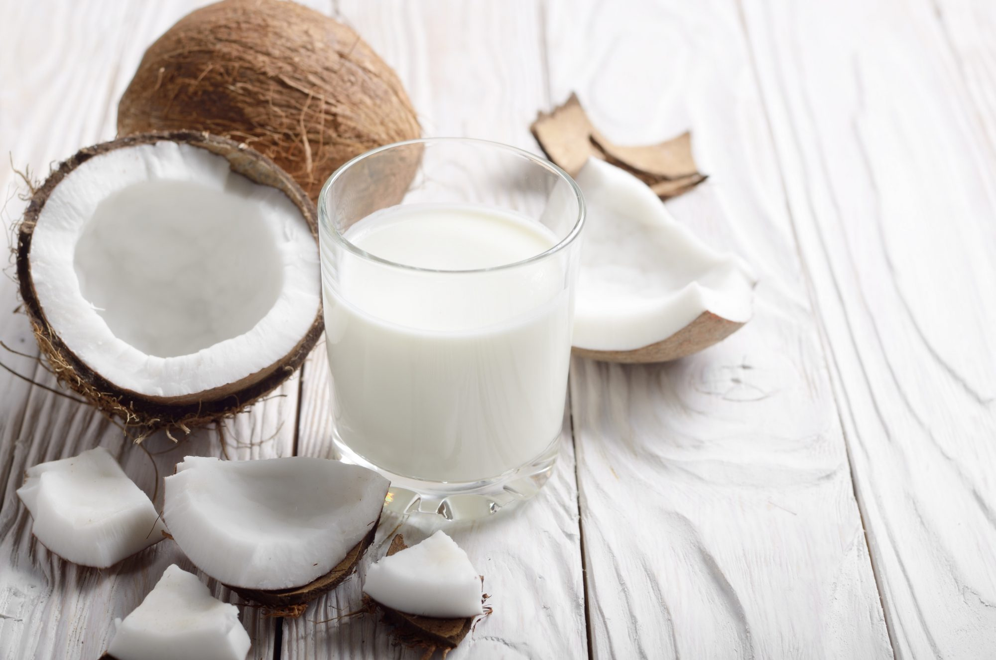 Making Your Own Hemp + Coconut Milk (with a Purium Twist)