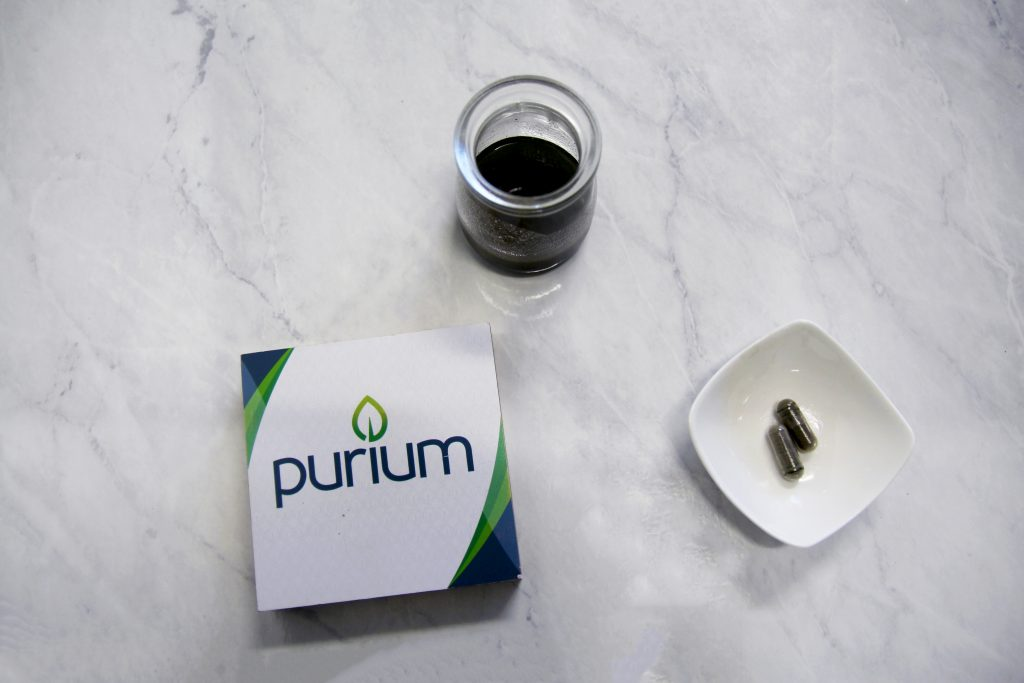 Purium Oil Pulling Recipe