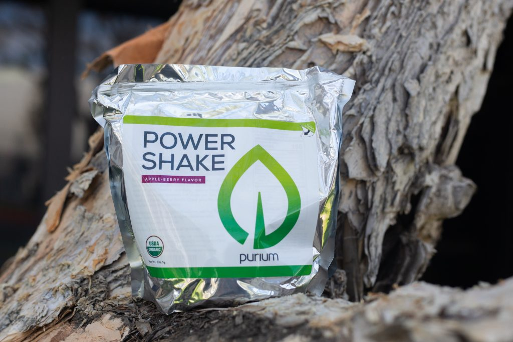 Power Shake by tree
