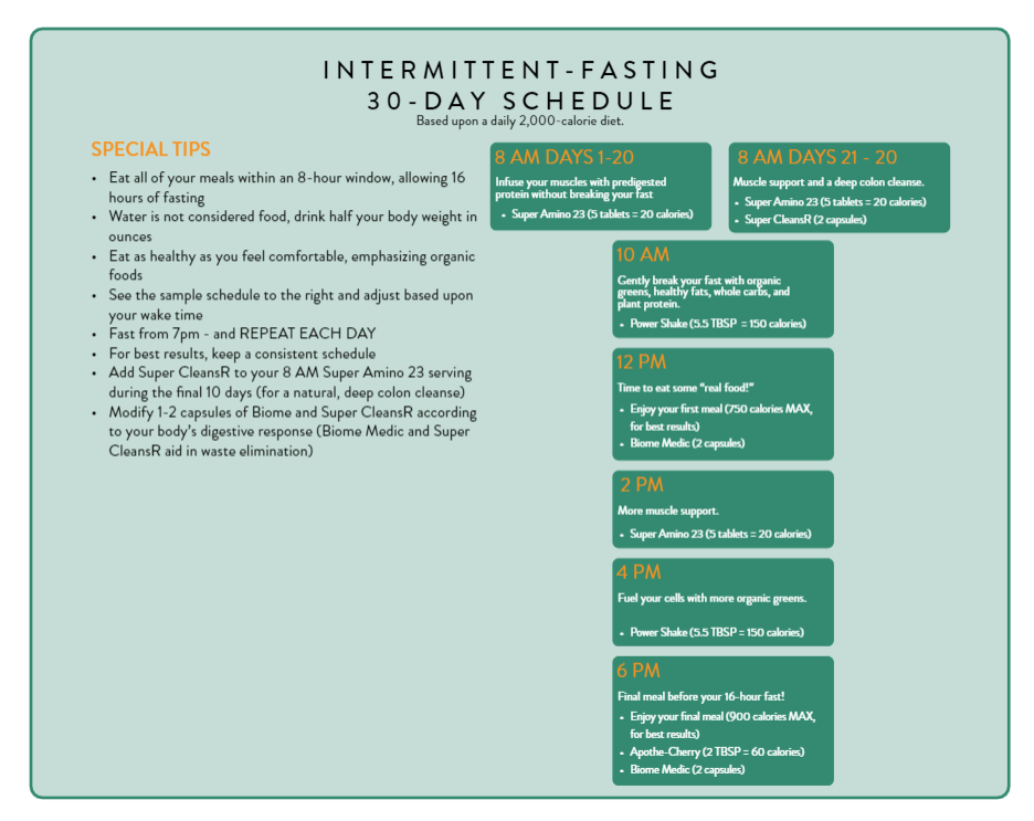 Intermittent Fasting_Schedule
