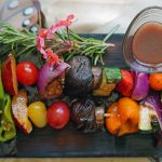 Summer Vegan Kabob Recipe