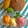 Purium-Powered Summer Sorbet