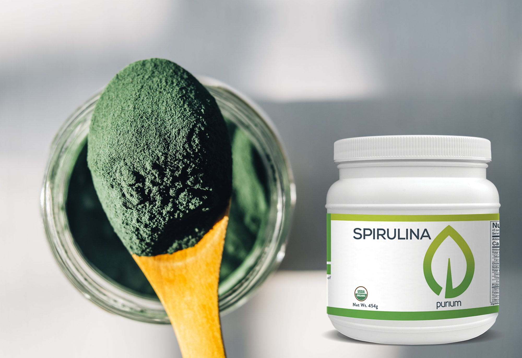 Spirulina: Mother Nature's Multivitamin