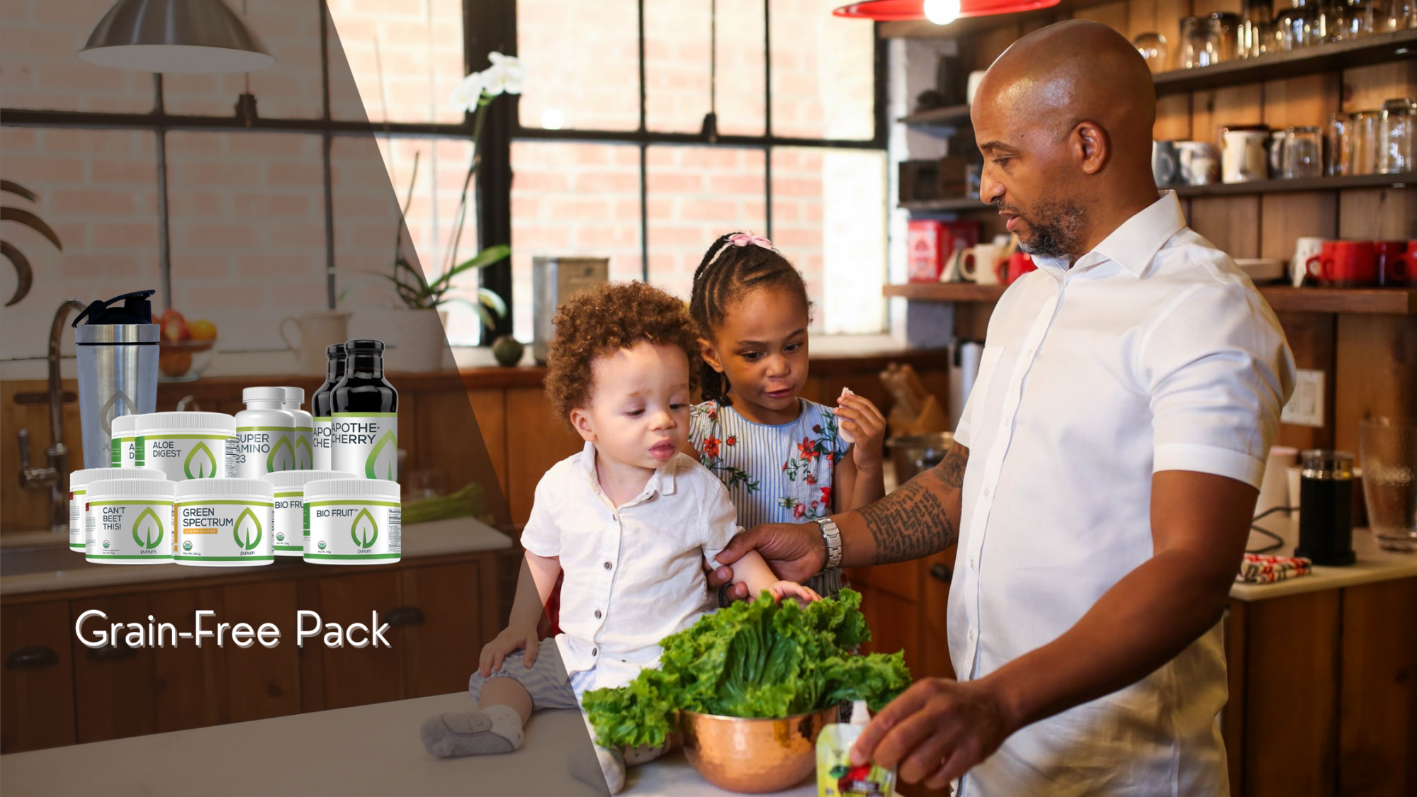 Meet the Grain-Free Pack: Schedule & Product Knowledge